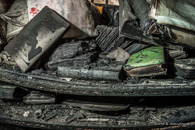Books Burned