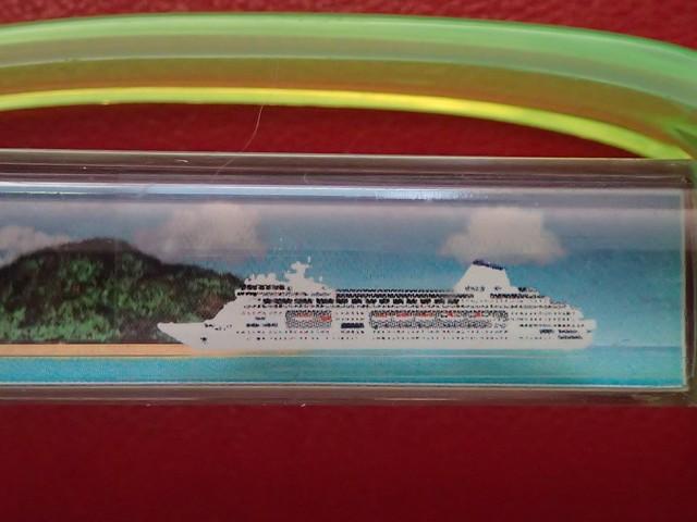 Cruise Ship Pen Ship