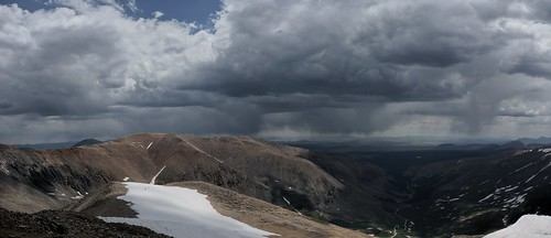 panorama weather colorado pano fourteener mountdemocrat mtbross gettinghigh2014 mtdemocrattrail