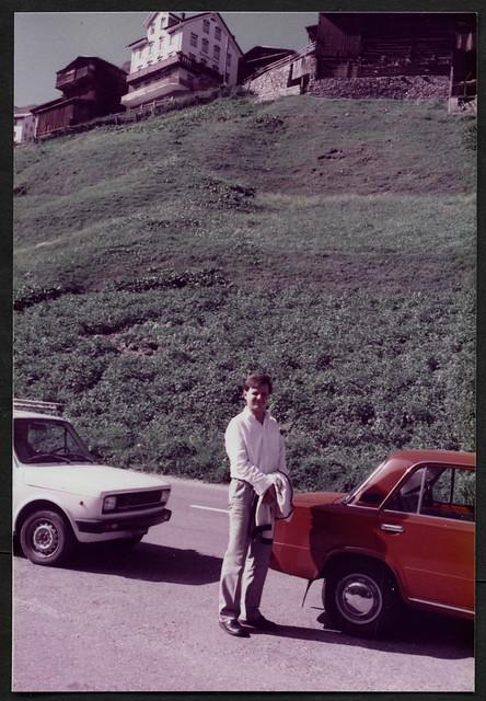 KK987 Tagestour Samnaun, 1984