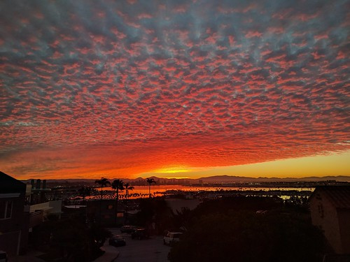 cof013 nature free blue ocean clouds red sunrise sandiego sky 7dwf orange cmwd cof013mark cof013pst