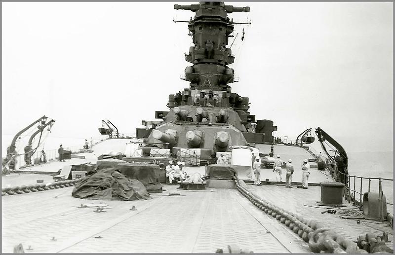 Imperial Japonske Mornarice bojna ladja Musashi