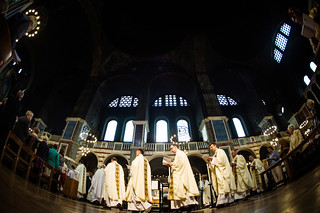 Priesthood Ordination in Westminster -1-3   by Catholic Church (England and Wales)