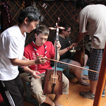Learning to Play the Morin Khur