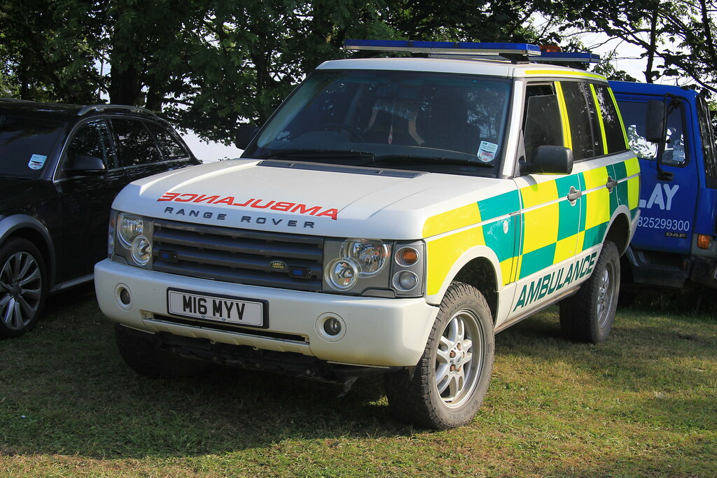 Lincolnshire Community Assistance Team L-CAT Land Rover Ra…   Flickr