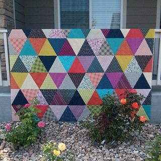Chicopee quilt top complete #thepurge #fcmqg | by Kelsey Creates