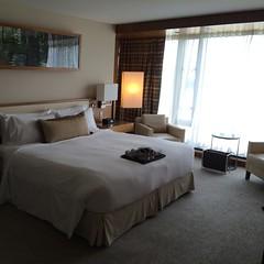 Acabei de chegar na minha suite a convite do Fairmont Pacific Rim, mais tarde mais fotos no site! #mestredasmilhas #vip #vipguest #fairmont #fpcplatinum