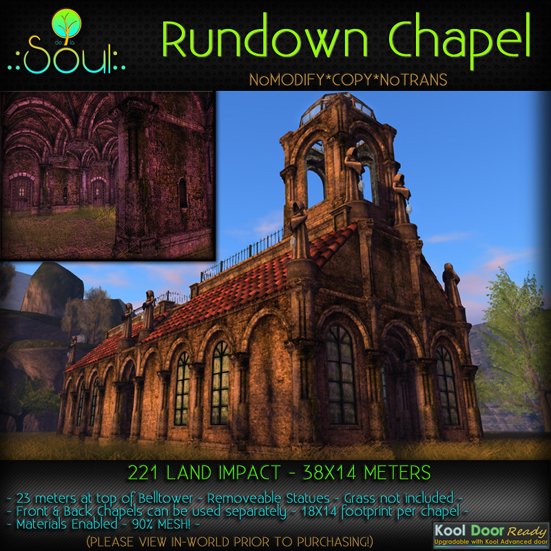 2014 - Rundown Chapel