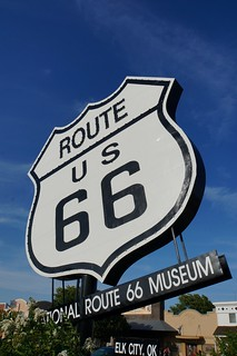 Route 66 Museum Sign - Route 66, Elk City, Oklahoma | by RoadTripMemories