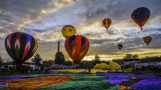 2014 Great Falls Balloon Festival; Lewiston, Maine | by Jody Roberts