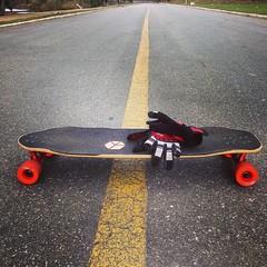 Long! #longboard #loaded #truncatedtesseract #skateboard