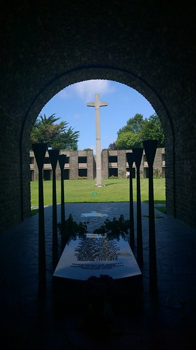 Mont de Huisnes , German War Cemetery in Normandy. | by despod