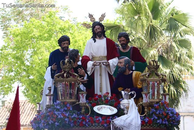 Jueves Santo: Cofradía de la Sagrada Cena
