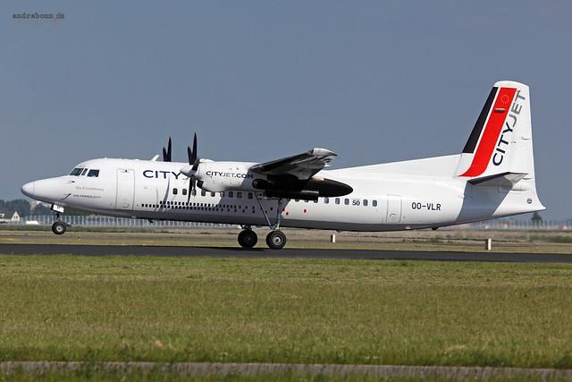 City Jet (VLM Airlines)