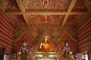 Chiang Mai - Wat Buppharam | by Rolandito.