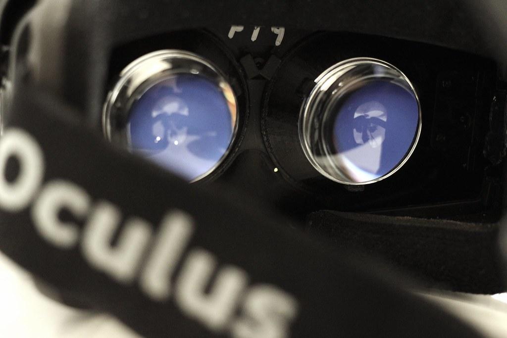 38845fc68faa ... Oculus RIft Crystal Cove prototype