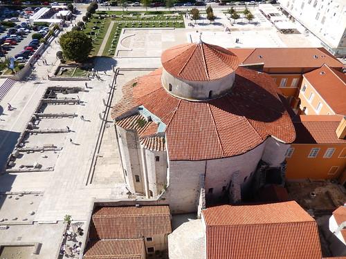 Zadar - vanaf de kerktoren - 1