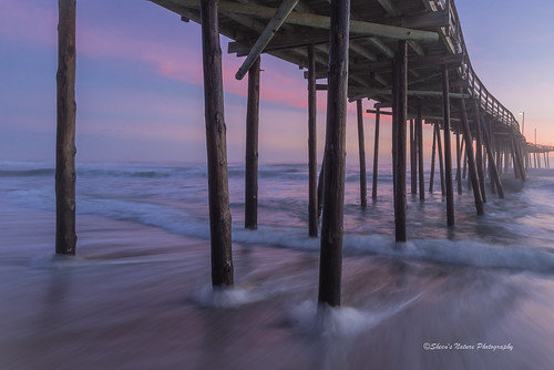 Sunrise under the Pier | by Sheen's Nature Photography