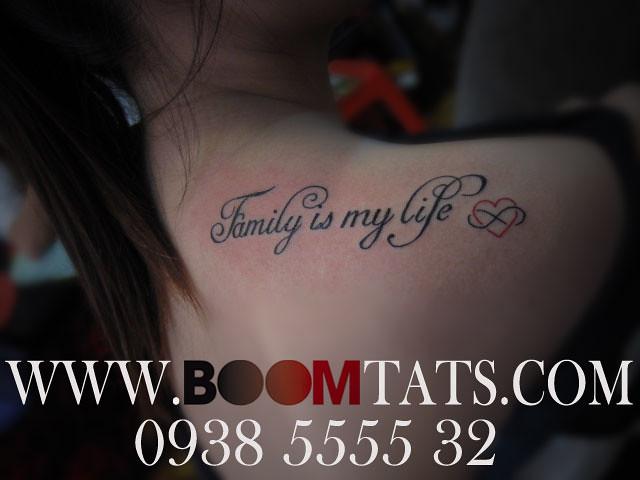 a35ac397c9375 hinh-xam-chu-family-is-my-life-,,