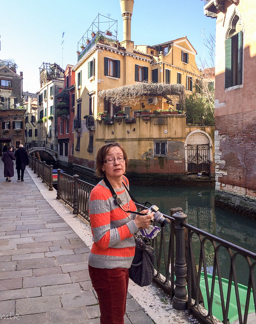 On the Rio di S. Provoio. Venice 2014