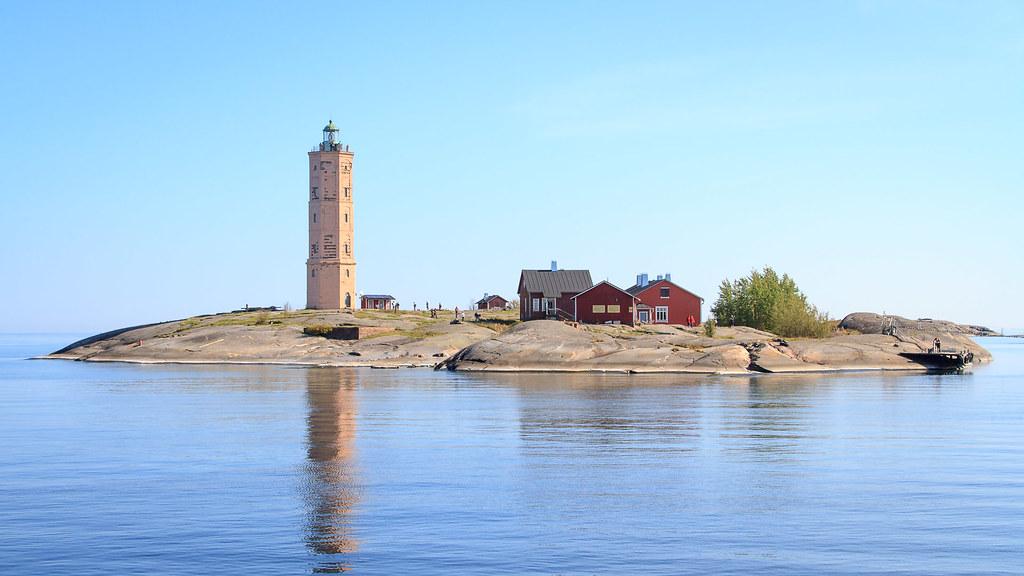 Soderskarin Majakka Soderskar Lighthouse Olavi Holmijoki Flickr