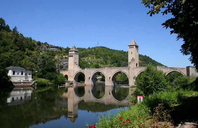 France - Cahors - Pont Valentre