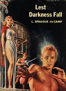 Galaxy Novels 24 - L. Sprague de Camp - Lest Darkness Fall