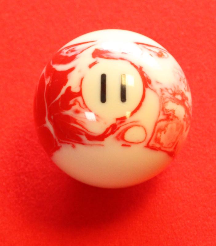 Pool Ball No. 11
