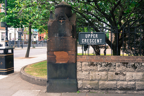THE UPPER CRESCENT IN BELFAST | by infomatique