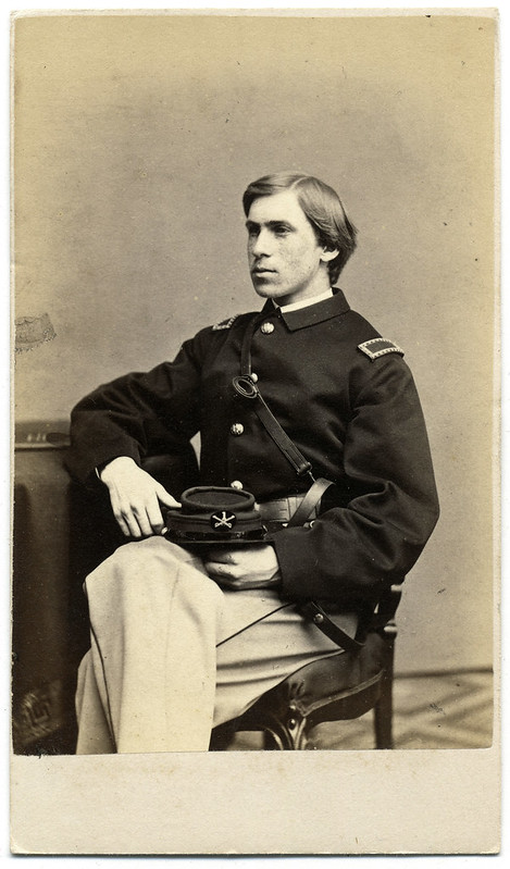 Among the First Union Officers to Occupy Richmond