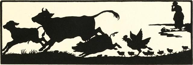 """Image from page 41 of """"Les plus belles fables de La Fontaine;"""" (1921)"""