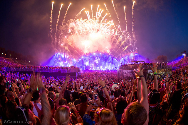 Tomorrowland 2014 - Mainstage