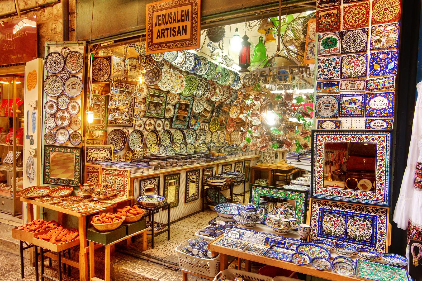 Jerusalem_OLd City market_9_Noam Chen_ IMOT