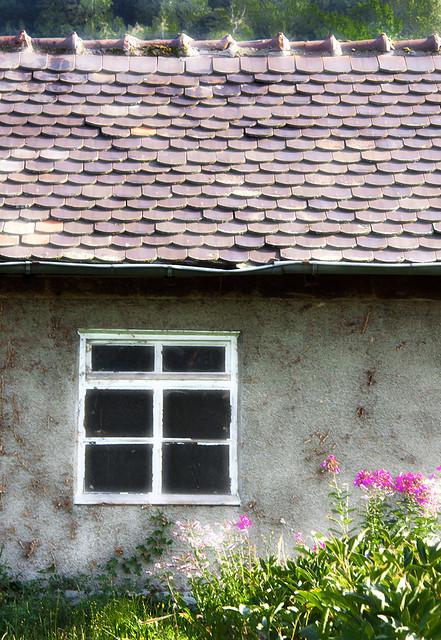 La fenêtre aveugle