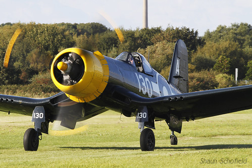Vought FG-1D Corsair KD345/G-FGID The Fighter Collection Shoreham 31/08/14 | by Shaun Schofield