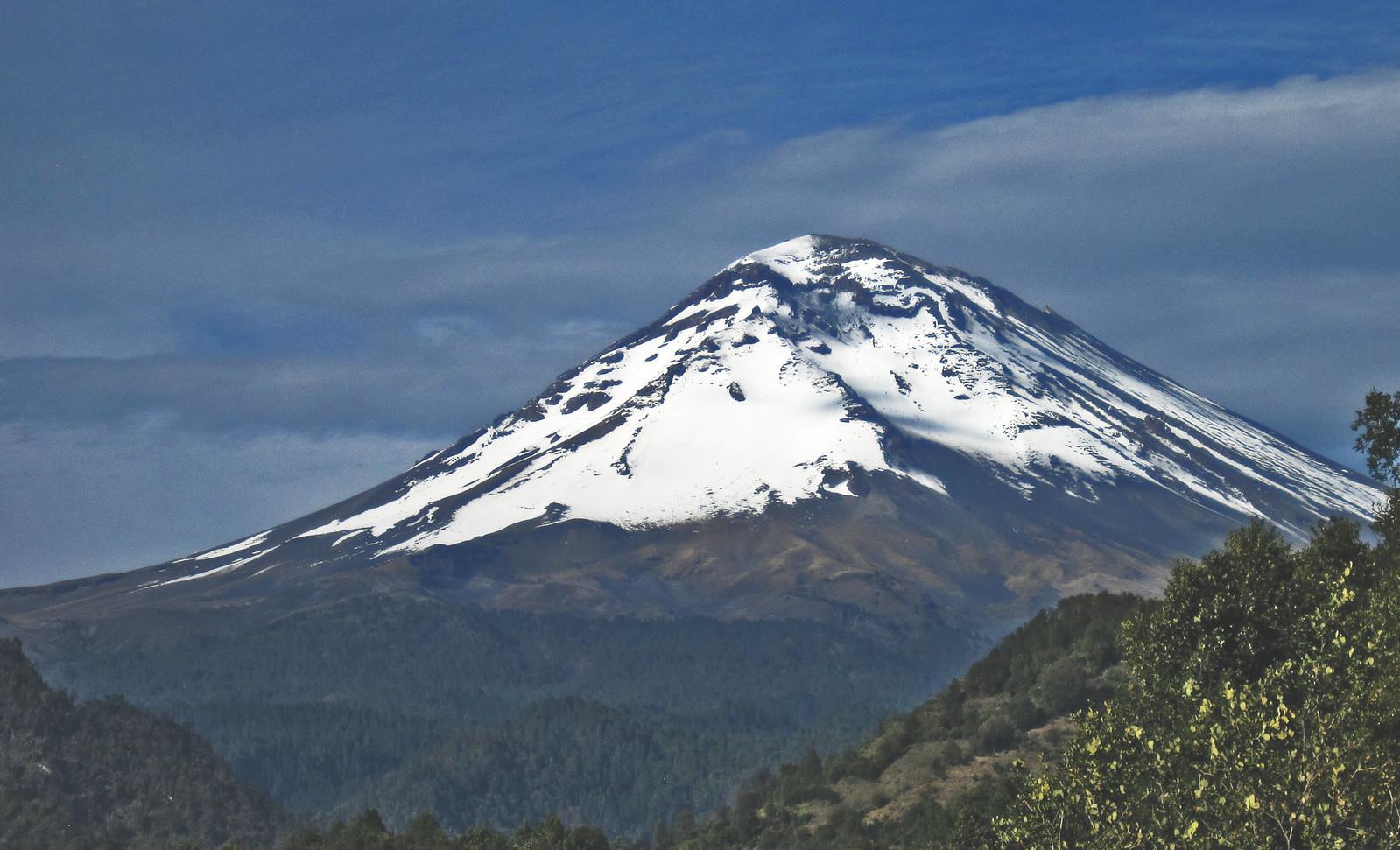 Volcan Popocatepetl 01