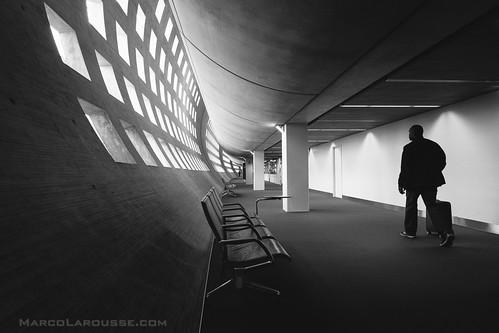 the lone traveler - Fuji X-Pro 1   by HamburgCam