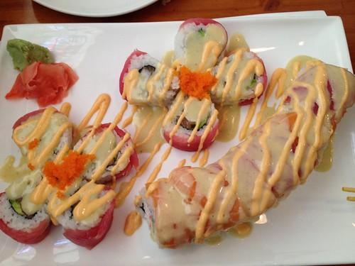 food sushi japanese sushihouse