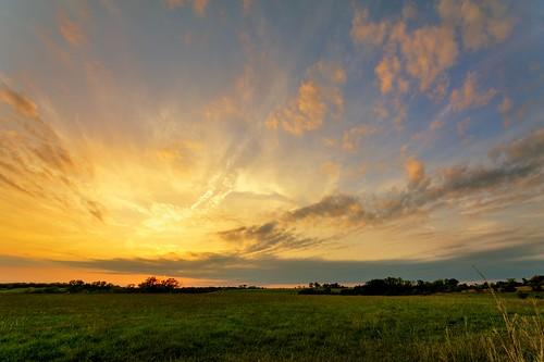 sunset color lens nikon colorful line nikkor