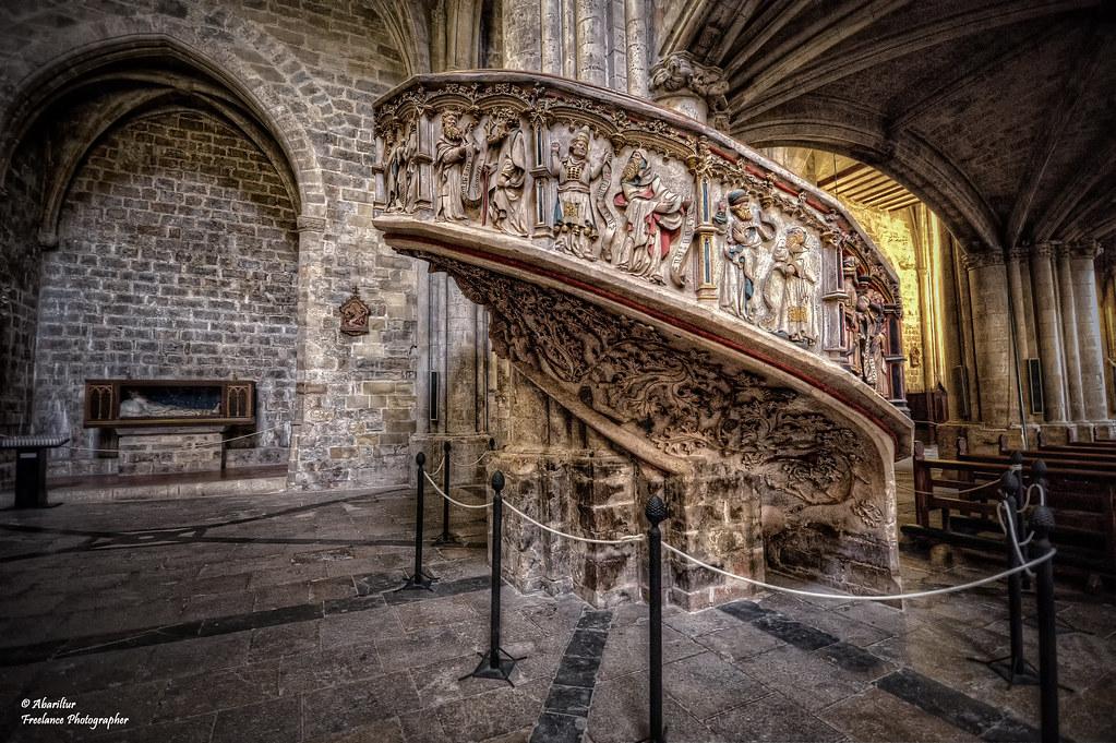 Resultado de imagen de escalera de caracol morella