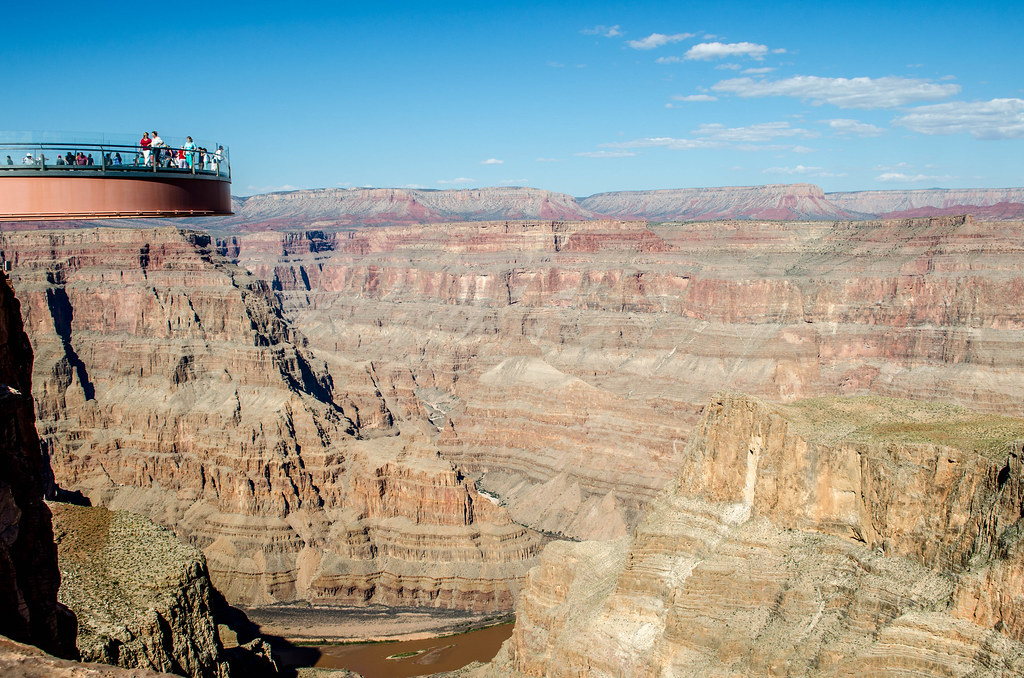 Roadtrip USA - Westcoast (1728) - Grand Canyon - West Rim