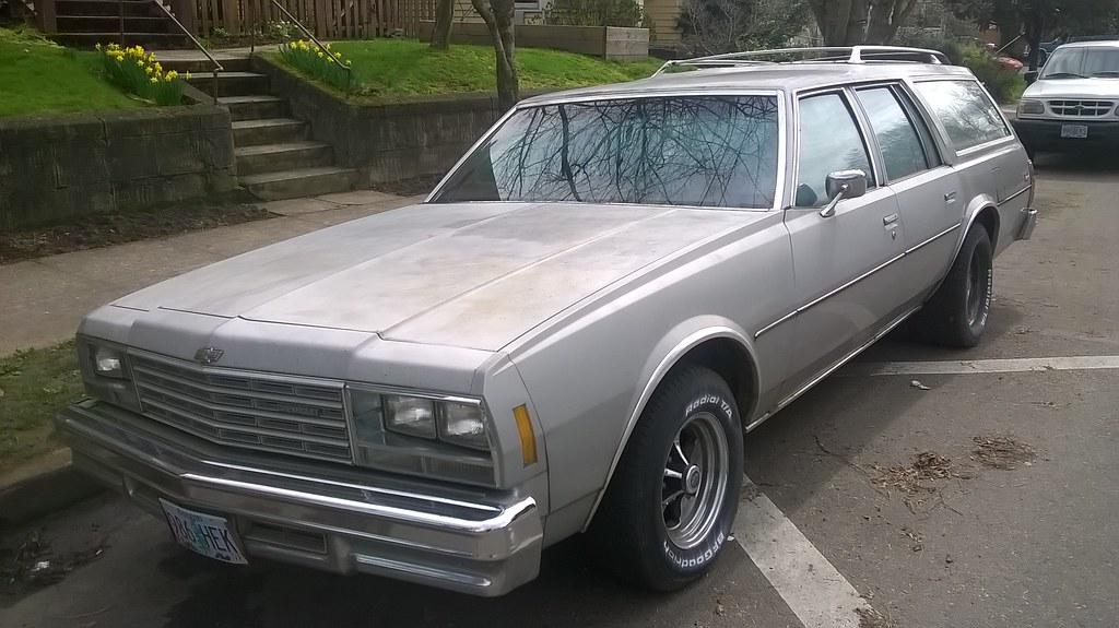 Chevrolet Impala 1978 Chevy Impala Wagon I Found This On