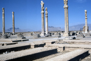 Found Photo - Iran - Persepolis - Archeological Site 03.tif