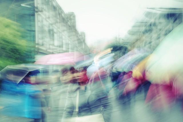 Fragmented stories~ Shanghai
