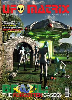 UFO Matrix Magazine Issue 7 | by Green Earth Publishing