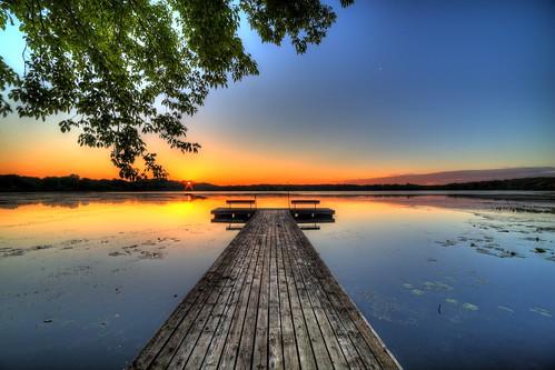 summer lake 3 water minnesota sunrise canon landscape eos dock colorful mark iii 5d eden prairie staring mn f28 hdr 14mm rokinon