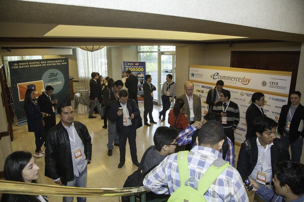 eCommerce Day Ecuador 2015