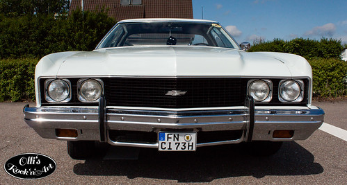 2013-05-18 - Walldorf - R'n'R Weekender 2013 - Chevrolet Impala  - 001 von 009.jpg Photo