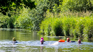 Swimming in River Rothay | by Ali-PG