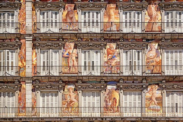 ESPANHA - Marid - Casa de la Panadería